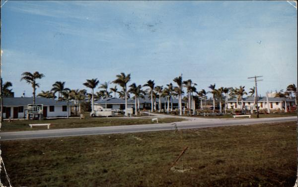 Lake Motel North Fort Myers Florida