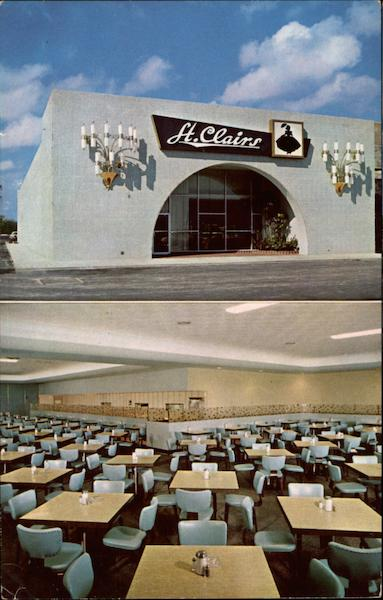 St. Clairs' North Miami Cafeteria Florida