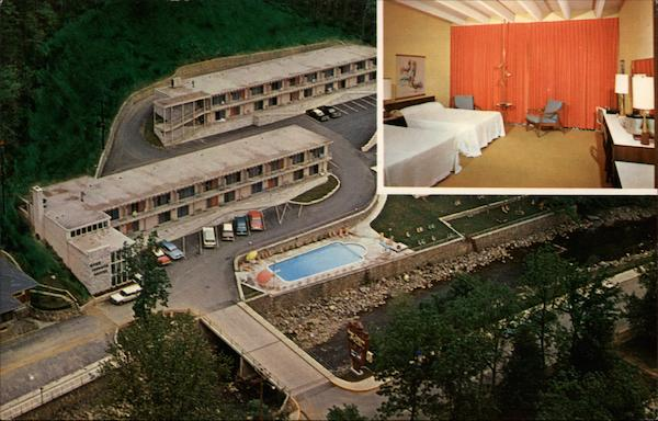 River Terrace Motel Gatlinburg Tennessee