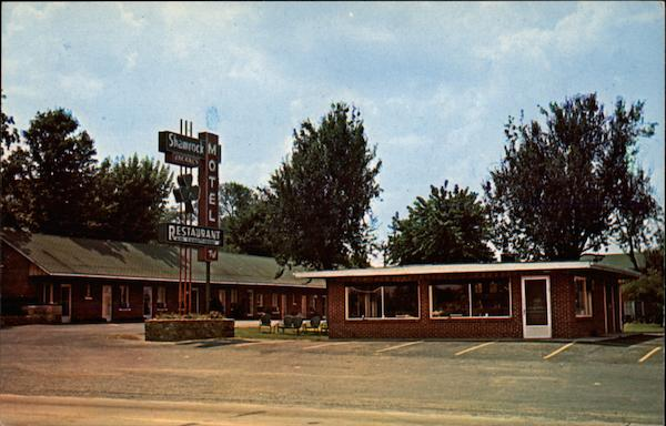 Shamrock Motel and Restaurant South Fayetteville Tennessee
