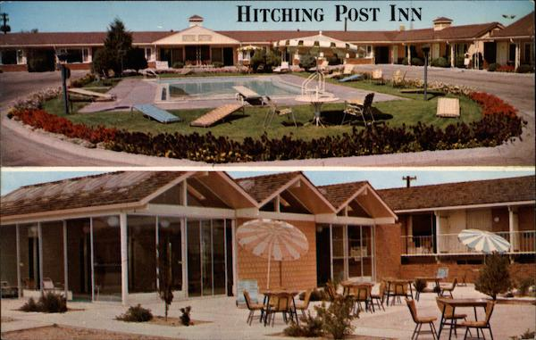 Hitching Post Inn Motor Hotel And Restaurant Cheyenne Wy