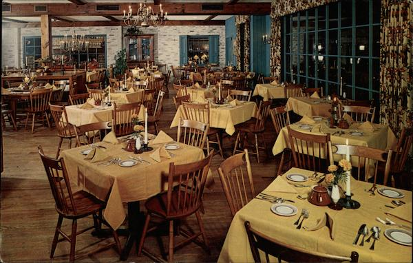 The cock n bull restaurant