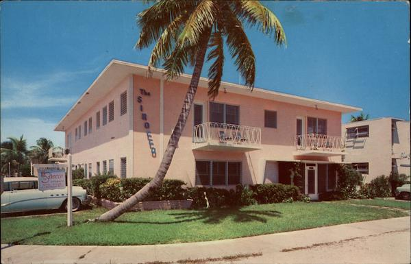 Sirocco Apartment Hotel Fort Lauderdale Florida