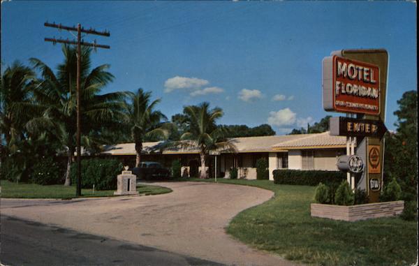 Motel Floridian Fort Myers FL