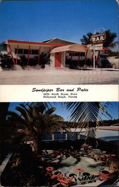 Sandpiper Hollywood Beach Florida