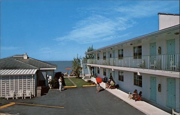 Alpaugh S Gulf Beach Motel Apartments Indian Rocks Fl