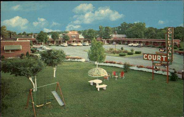 Colletdale Motel Bowling Gren Kentucky