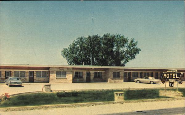 Webster Motel Angola Indiana