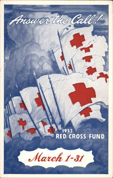 American National Red Cross Washington District of Columbia