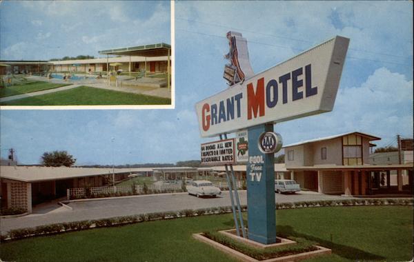 Grant Motel Houston Tx