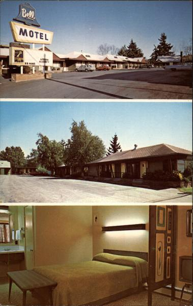 Bell Motel Bellingham Washington
