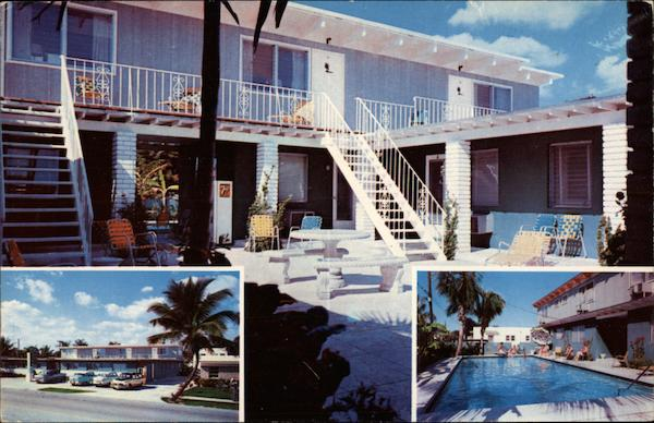 Beautiful Helen Apartments and Motel West Palm Beach Florida