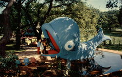 Willie, the Blue Whale