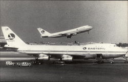 Boeing 747 - Eastern Air Lines