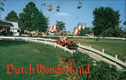 Dutch Wonderland Postcard