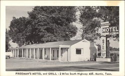 Freeman's Motel and Grill