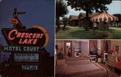 Crescent Lake Motel Courts