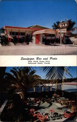 Sandpiper Bar and patio