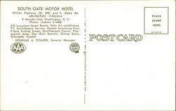South Gate Motor Hotel