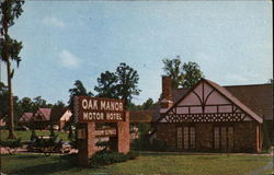 Oak Manor Motor Hotel Restaurant & Lounge