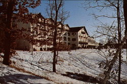 Chestnut Mountain Resort Postcard
