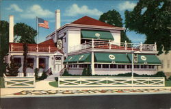 The Park Ridge Tally-Ho Postcard