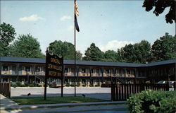 The General Lew Wallace Motor Inn