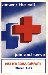 1954 Red Cross Campaign