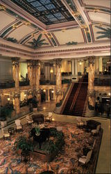 The Jefferson Sheraton Hotel