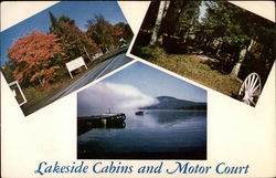 Lakeside Cabins and Motor Court