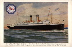 Steamship Northern Pacific