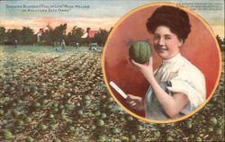 "Growing Buckbee's ""Full of Life"" Musk Melons on Rockford Seed Farms"