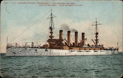 U.S. Armored Cruiser Tennessee