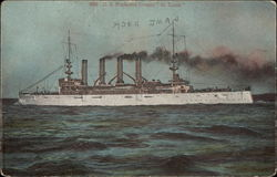 US Protected Cruiser St. Louis