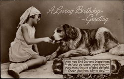 A Loving Birthday Greeting