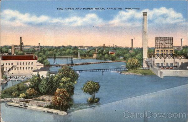 Fox river paper
