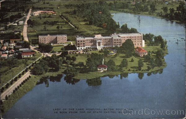 Lady of the Lake Hospital Baton Rouge Louisiana