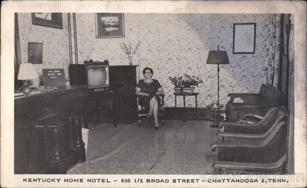 Kentucky Home Hotel Chattanooga Tennessee
