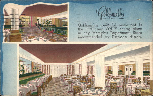 Goldsmiths Memphis Tennessee