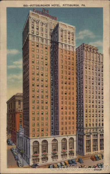 Pittsburgher Hotel Pennsylvania