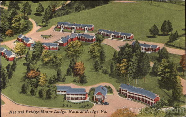 Natural Bridge Motor Lodge Virginia