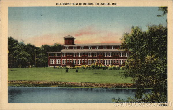 Dillsboro Health Resort Indiana