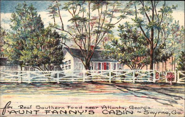 Aunt Fannys Cabin Smyrna Georgia