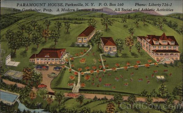 Paramount House Parksville, NY