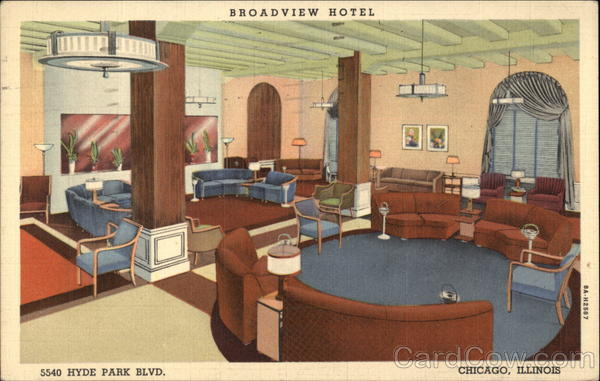 Broadview Hotel Chicago Illinois
