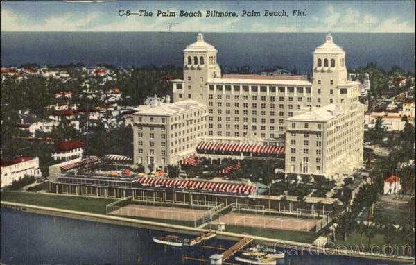 The Palm Beach Biltmore Florida