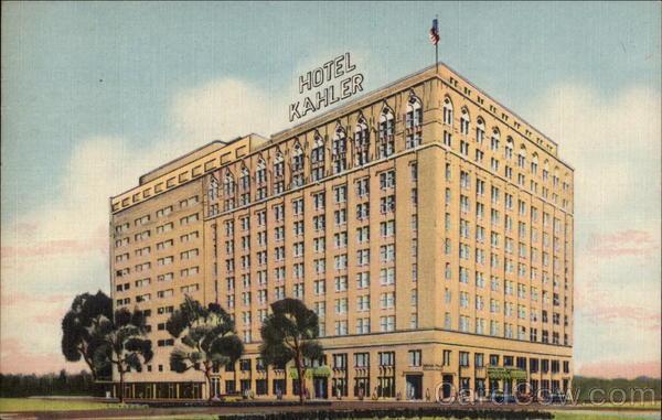 The Kahler Hotel Rochester Minnesota