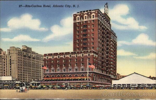 Ritz-Carlton Hotel Atl...