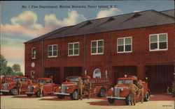 No. 1 Fire Department, Marine Barracks