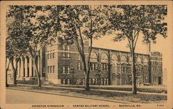 Johnston Gymnasium, Kemper Military School